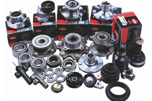 Bearings and tensioners