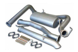 Exhaust system and parts